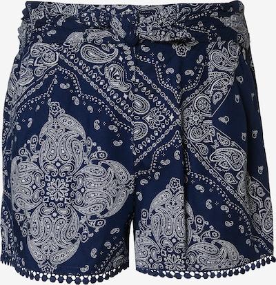 Pepe Jeans Shorts 'ELANA' in blau / weiß, Produktansicht