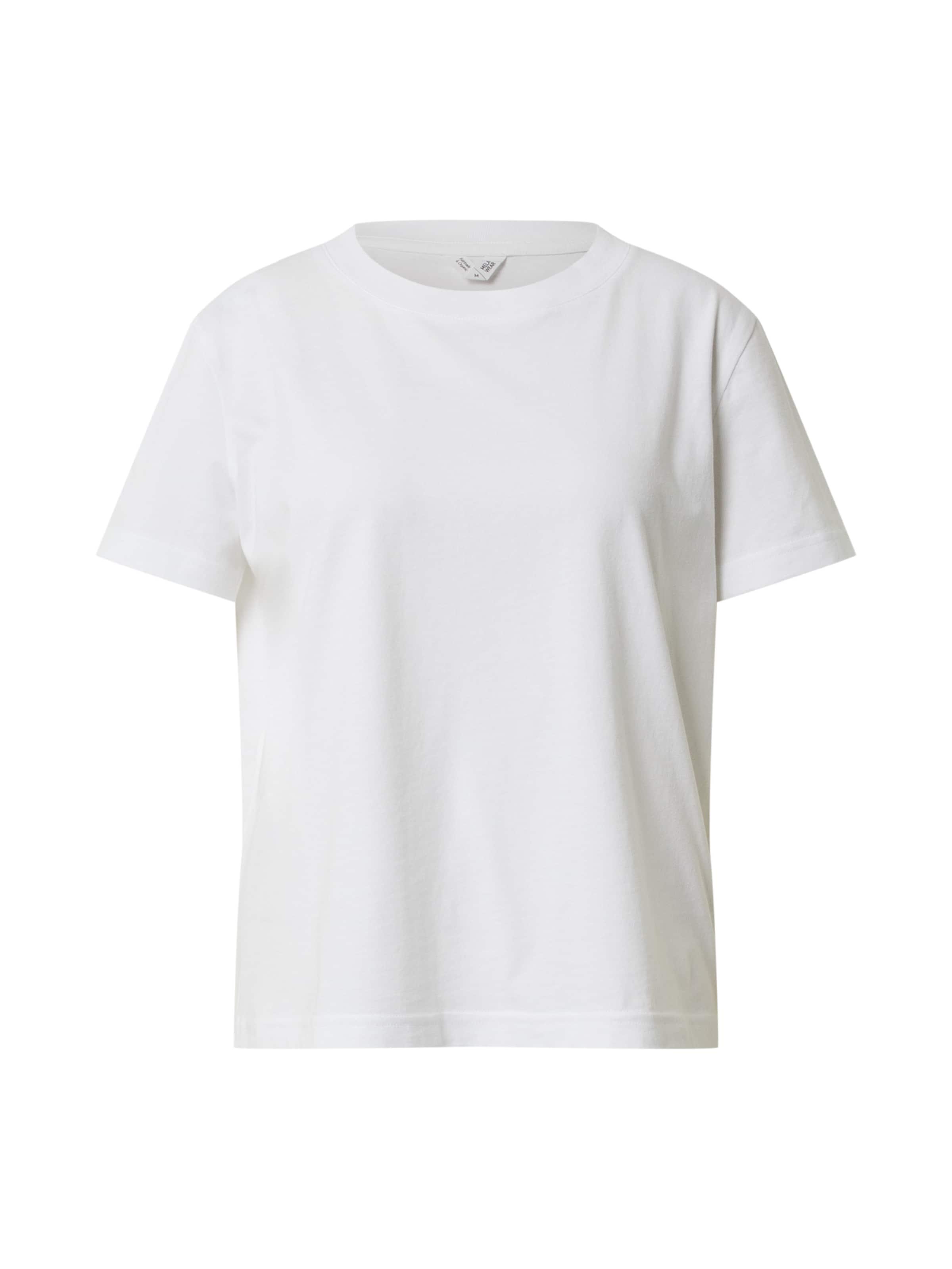 MELAWEAR Póló 'KHIRA' fehér színben