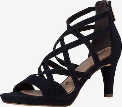 TAMARIS Sandalette in dunkelblau, Produktansicht