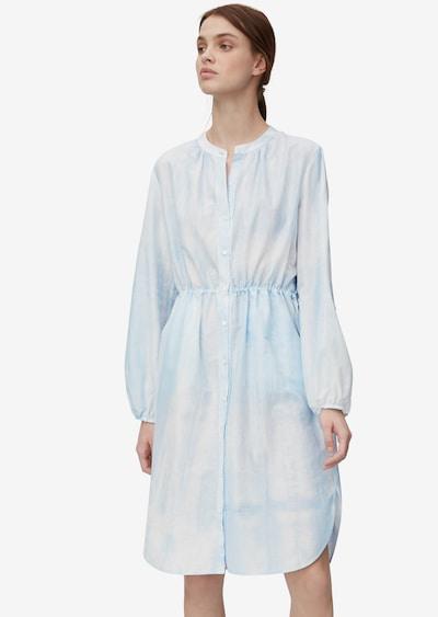 Marc O'Polo Kleid in hellblau, Modelansicht
