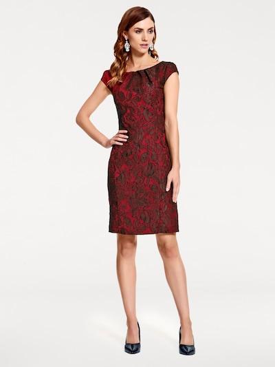 heine Pouzdrové šaty - červená / rubínově červená, Model/ka