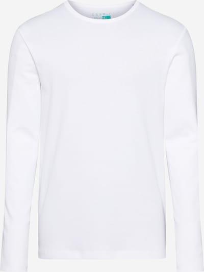 fehér ESPRIT Póló 'SG-990EE2K309', Termék nézet