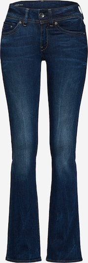 G-Star RAW 'Midge Saddle Mid Bootleg' Jeans in blau, Produktansicht