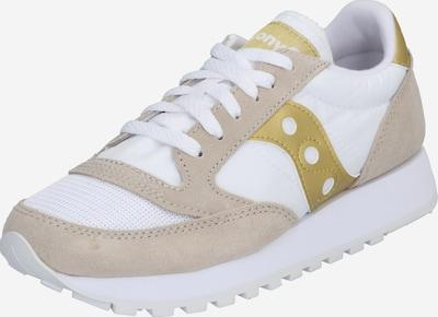 saucony Sneaker 'JAZZ ORIGINAL VINTAGE' in beige / gold / weiß, Produktansicht