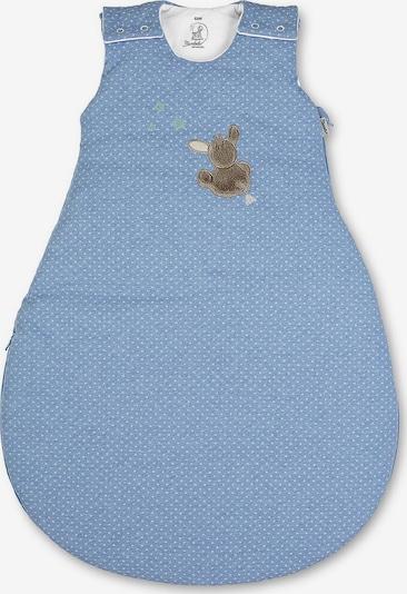 STERNTALER Schlafsack in taubenblau, Produktansicht