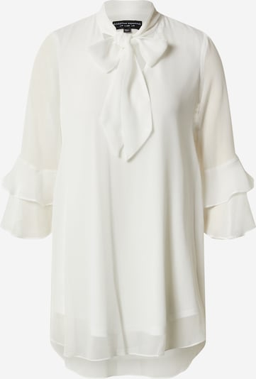 Dorothy Perkins Bluse 'Ivory chiffon tunic' in weiß, Produktansicht