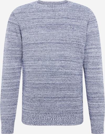 DENHAM Trui 'CHESWICK' in de kleur Marine / Smoky blue, Productweergave