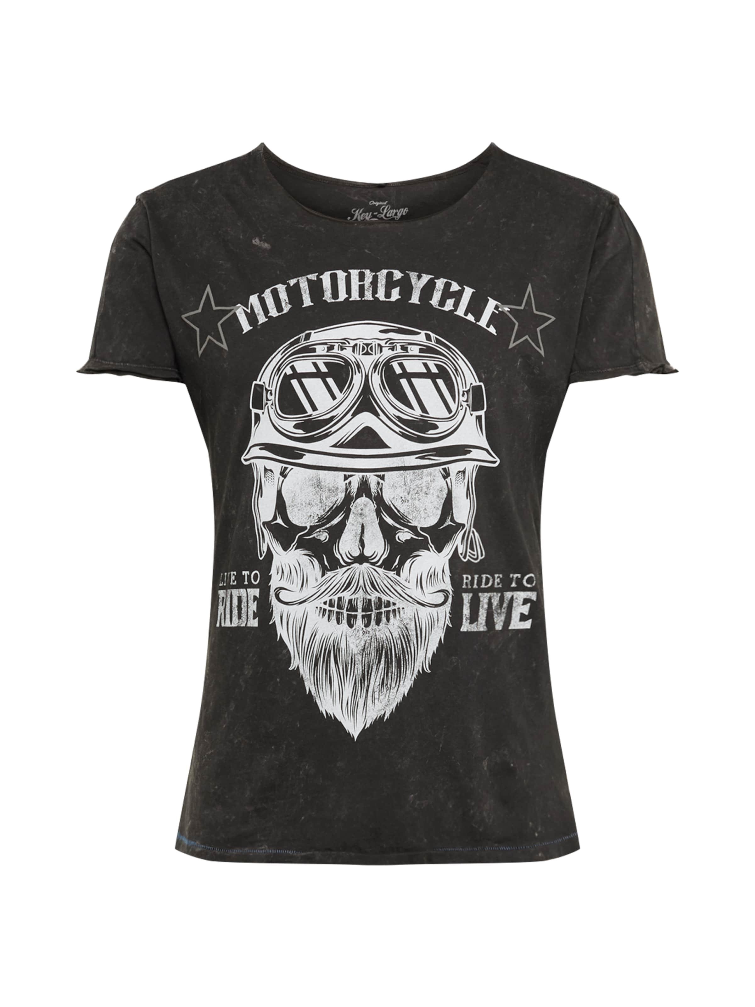 Key In Schwarz Largo Bearded Bikder' Shirt 'mt Nmw8vn0