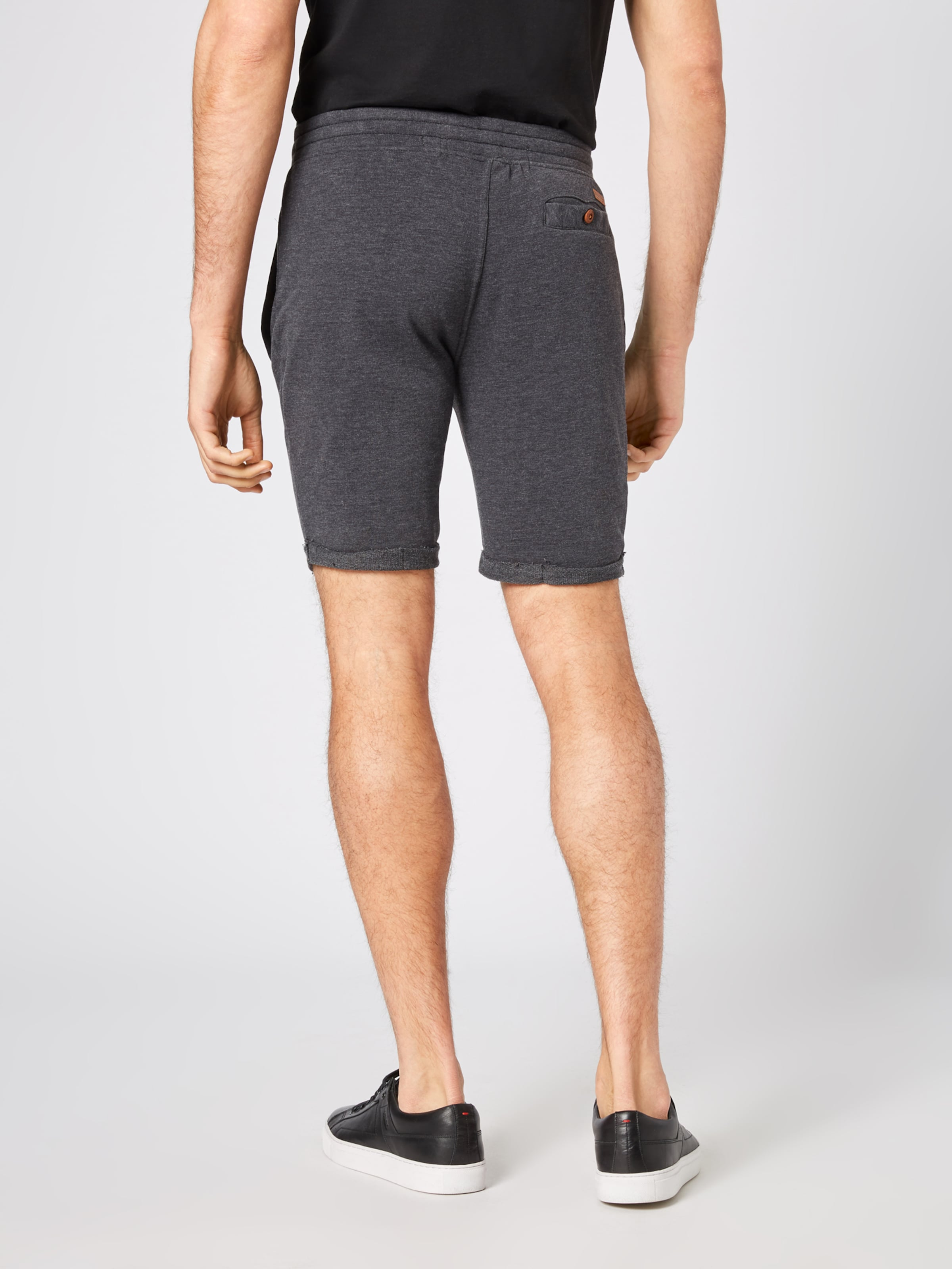 Anthracite Indicode Jeans En Pantalon 'rion' eBrdCxo