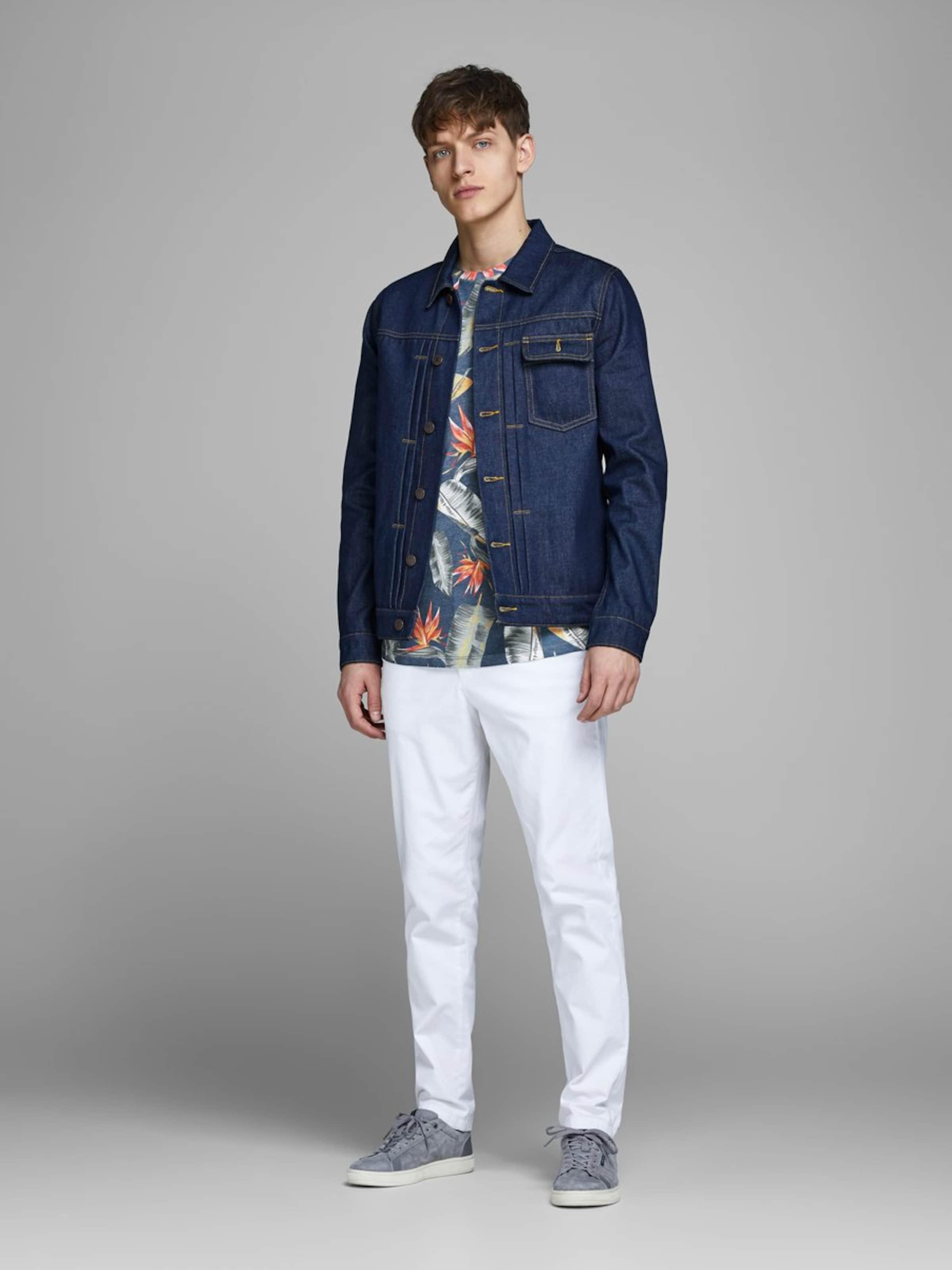 Jackamp; De Bleu T En shirt grisMélange Jones Couleurs e2IWEHD9Y