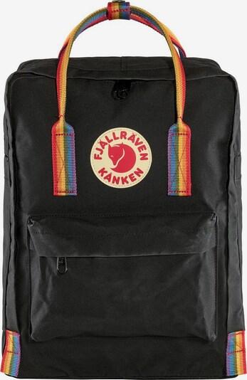 Fjällräven Rucksack 'Känken Rainbow' in mischfarben / schwarz, Produktansicht