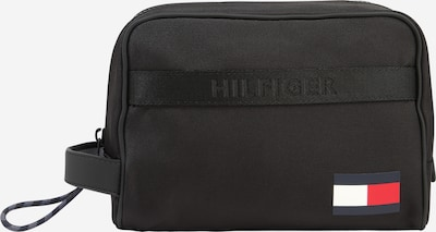 TOMMY HILFIGER Toillettas in de kleur Navy / Rood / Zwart / Wit, Productweergave