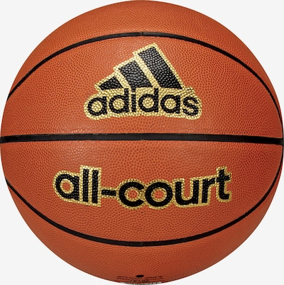 ADIDAS PERFORMANCE Basketball 'All Court' in orange / schwarz, Produktansicht