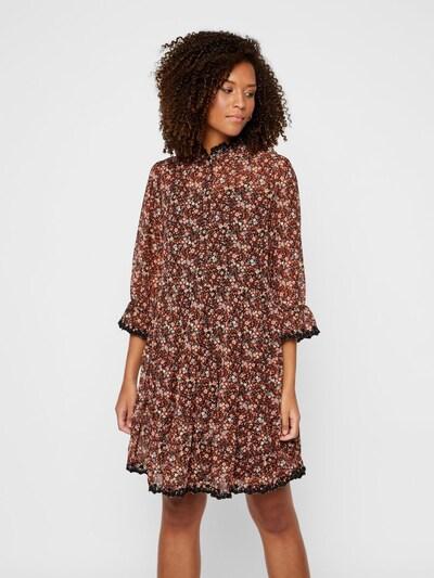 Y.A.S Blumenprint Kleid in mischfarben, Modelansicht