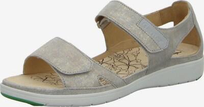 Ganter Sandaal in de kleur Greige, Productweergave