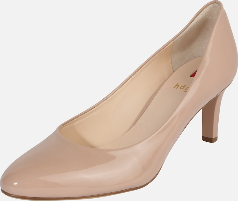 Högl Lackpumps in nude, Produktansicht