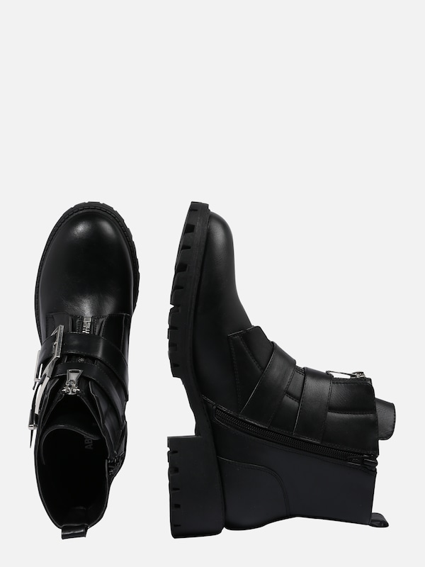 ABOUT YOU Stiefelette 'Chiara' in schwarz | ABOUT YOU