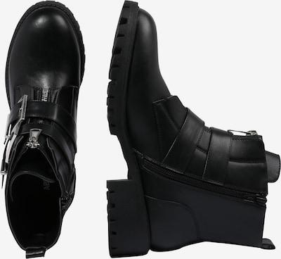 ABOUT YOU Stiefelette 'Chiara' in schwarz: Seitenansicht