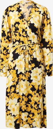 Soft Rebels Jurk 'Rosanna' in de kleur Geel / Zwart, Productweergave