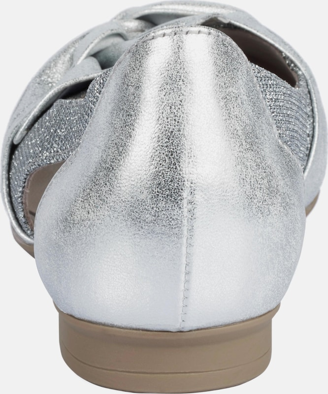 GABOR | Slipper im im im Metallic-Look 48546f