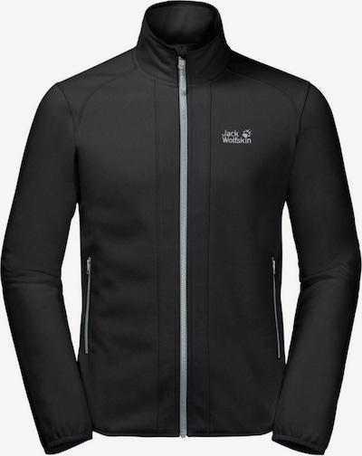JACK WOLFSKIN Jacke 'Hydro' in schwarz, Produktansicht
