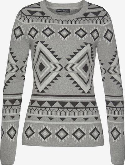 ARIZONA Pullover in grau, Produktansicht