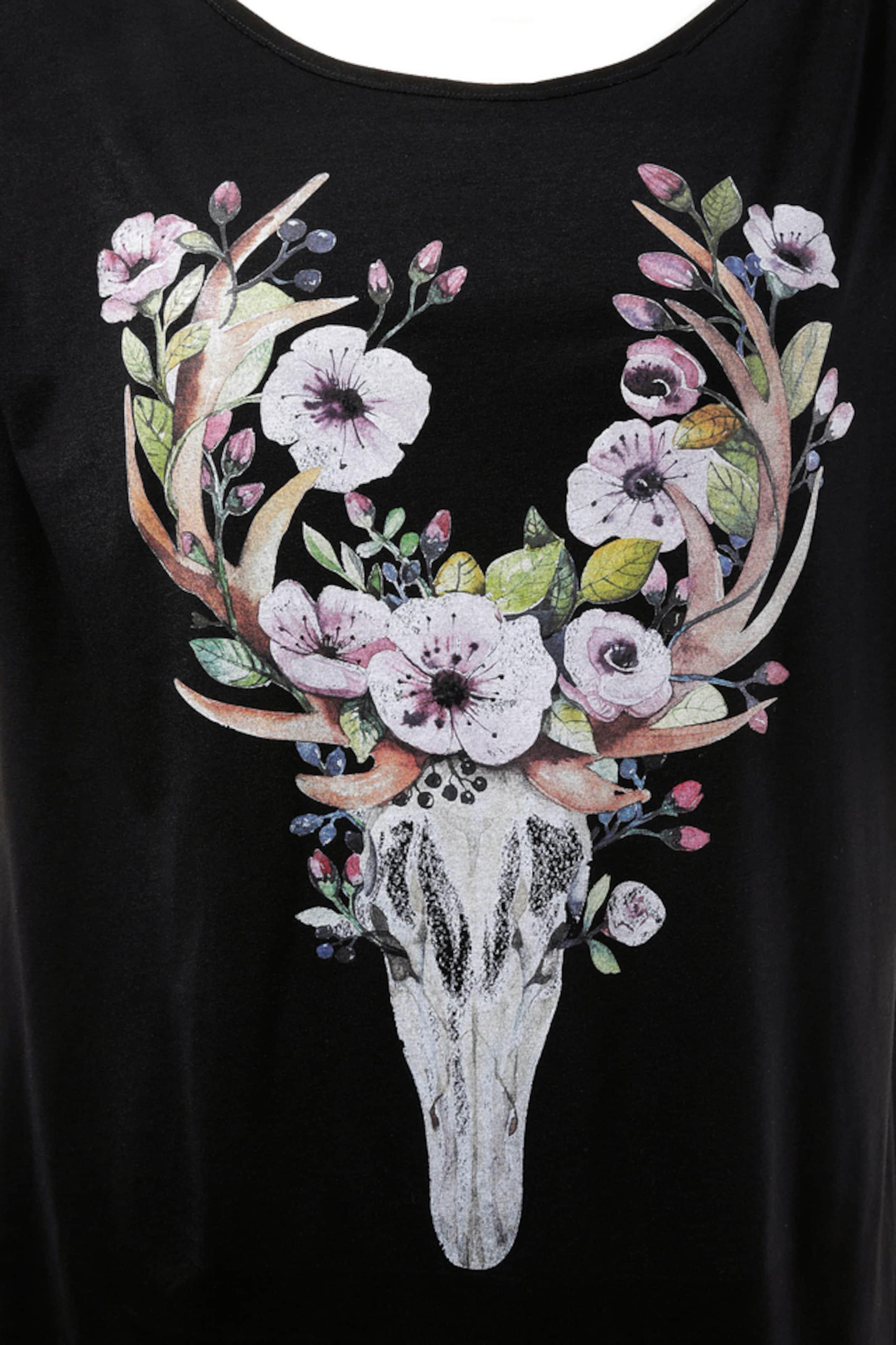 Auslass Manchester Großer Verkauf MONDKINI Trachtenshirt Damen mit 3/4 Arm Billig Verkaufen Billig Billig Verkauf Rabatte zJ0YUk4A