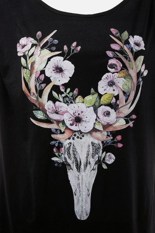 MONDKINI Trachtenshirt Damen mit 3/4 Arm
