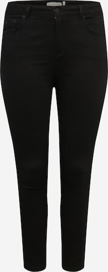 Guido Maria Kretschmer Curvy Collection Jeans 'Yasmina' in black denim, Produktansicht