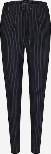 ONLY 'Onlpoptrash Classic' Stoffhose in schwarz: Frontalansicht