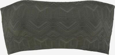 BUFFALO Buffalo Bandeau-Bikini-Top in oliv, Produktansicht