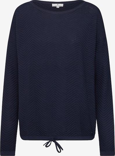 TOM TAILOR Pullover in dunkelblau, Produktansicht