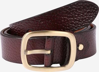 Only & Sons Riem 'CODY' in de kleur Bruin, Productweergave