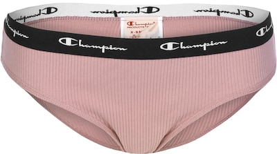 Champion Authentic Athletic Apparel Slip ' ribbed briefs ' in hellpink, Produktansicht