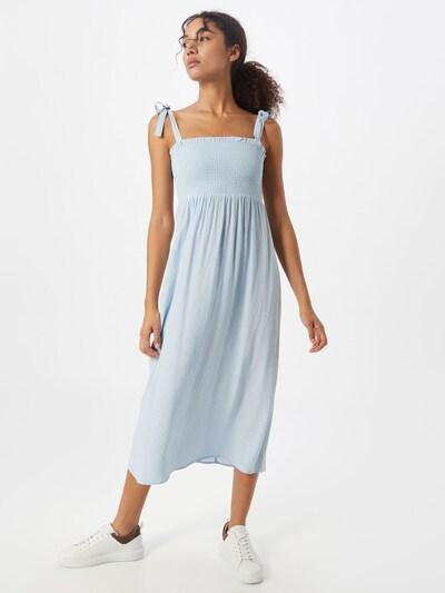 VERO MODA Kleid 'LAYLA' in hellblau, Modelansicht