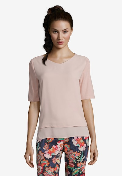 Betty Barclay Bluse in altrosa: Frontalansicht