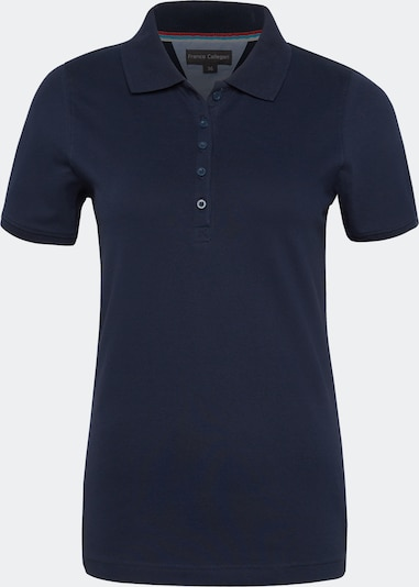 Franco Callegari Poloshirt in blau, Produktansicht
