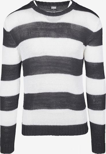 Urban Classics Pullover in schwarz / weiß, Produktansicht