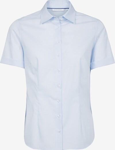 ETERNA Kurzarm Bluse MODERN CLASSIC in hellblau, Produktansicht