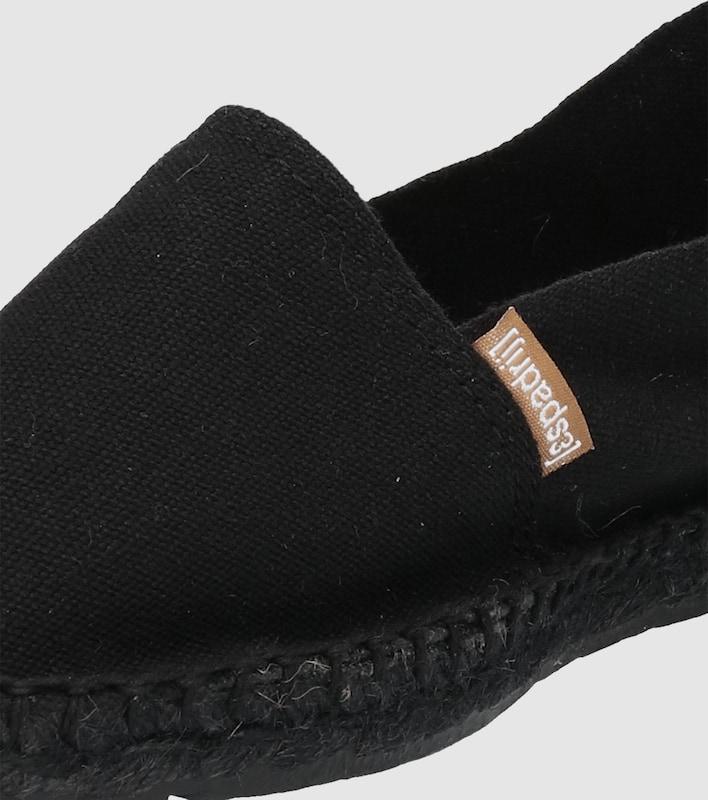 espadrij l´originale | Espadrilles 'Le Noir' Schuhe Gut getragene getragene getragene Schuhe 339aa1