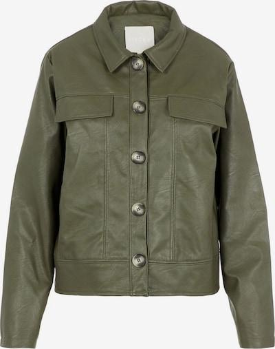 PIECES Jacke in grün, Produktansicht