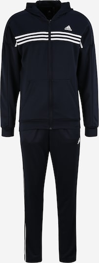 ADIDAS PERFORMANCE Trainingspak 'Urban' in de kleur Marine / Wit, Productweergave