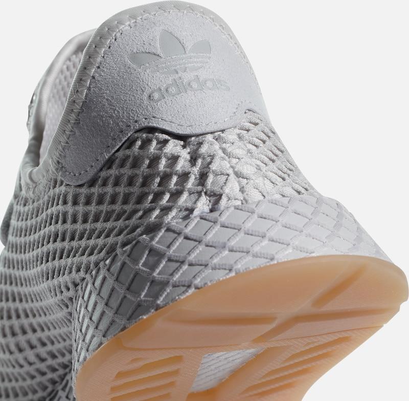 Originals 'deerupt Baskets Adidas Basses En Gris Runner' kZiPTOXu