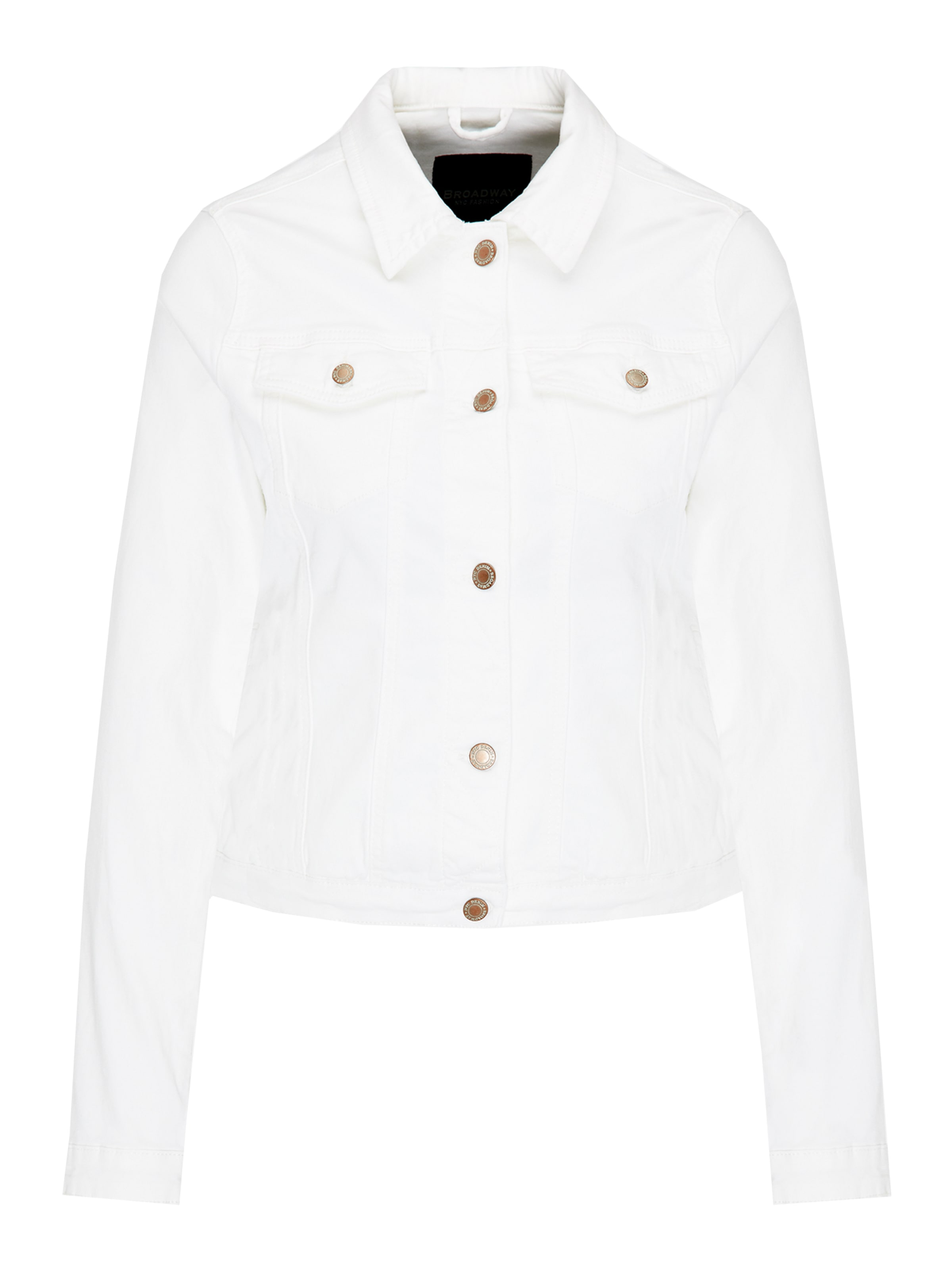 'jacket FashionVeste Mi Odell' saison Blanc Broadway Nyc In PkwO8nX0