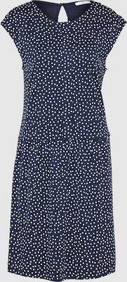 116d3769bc1858 free shipping EDC BY ESPRIT Jurk in Navy   Wit - daysbystephanie.nl