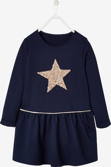 VERTBAUDET Kleid in dunkelblau, Produktansicht