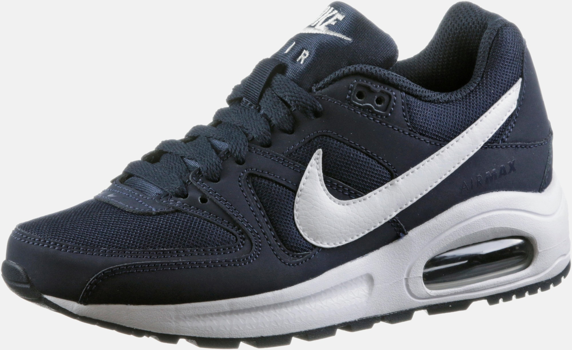 nike sportswear 39 air max command flex 39 sneaker kinder in blau about you. Black Bedroom Furniture Sets. Home Design Ideas