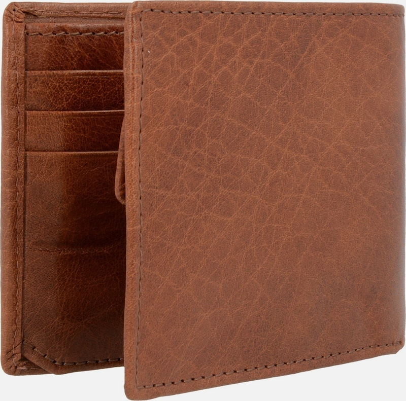 Camel Active Wallet Panama Ii Made Of Leather, 11 Cm