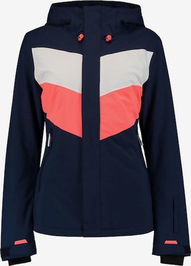 O'NEILL Veste de sport 'APLITE' en bleu / orange / blanc, Vue avec produit