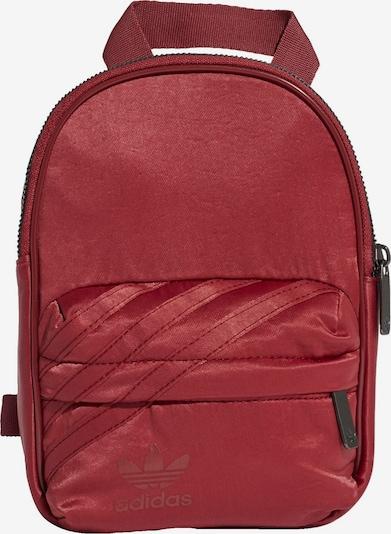 Rucsac ADIDAS ORIGINALS pe roșu cireș, Vizualizare produs